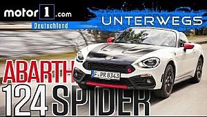 Abarth 124 Spider im Test: Der bessere MX-5?