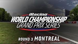 iRacing World Championship GP Series - Montréal