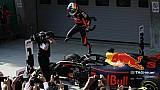 Top 10 F1: China