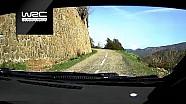 Corsica linea Tour de Corse 2018: onboard Tänak SS7