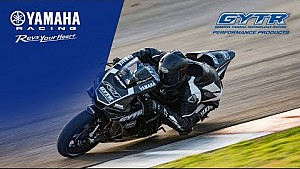 Yamaha GYTR performance products – supersport segment