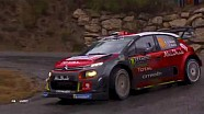 2018 rally Monte-Carlo - best of Friday