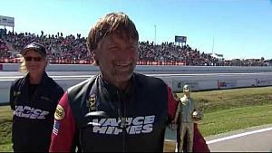 #SpringNats: Doug Vancil wins Top Fuel Harley