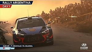 Rally Argentina día uno - Hyundai Motorsport 2018