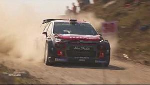 Rally Argentina recap clip Friday 3/3