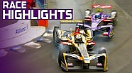 أهم مجريات سباق باريس في الفورمولا إي