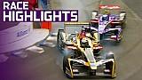 【動画】フォーミュラE第8戦パリePrix:レースハイライト