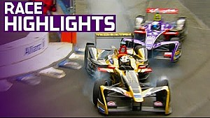 Race highlights - Paris E-Prix