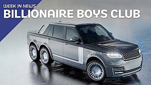 Motor1 UK - Week In News - Billionaire Boys Club