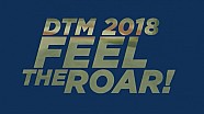 DTM 2018 - Feel the Roar