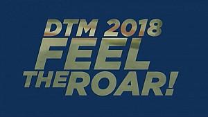 DTM 2018 - Siente el rugido
