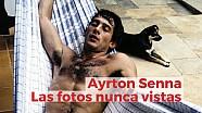 Las fotos nunca vistas de Ayrton Senna ESP