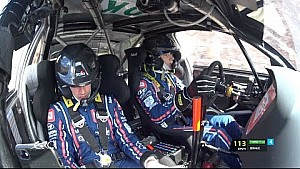 Rally Islas Canarias 2018 - Loubet OBC on QS with data