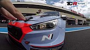 2018 TCR Europe free practices