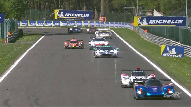 6h Spa: Highlights, Stunde 3