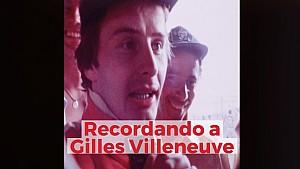 Racing Stories: recordando a Gilles Villeneuve