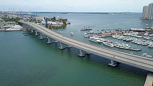 Explore the new Miami F1 track