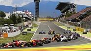 F1 in Cijfers - Spanje