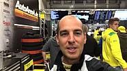 Update Jeroen Bleekemolen halverwege 24 uur Nürburgring