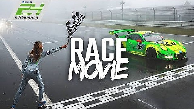 Langstrecke  Video: Die Highlights der 24h Nürburgring 2018