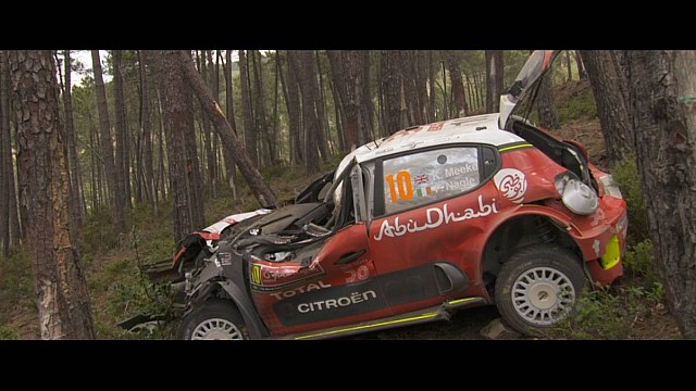 WRC Vodafone Rally Portugal - Día 2