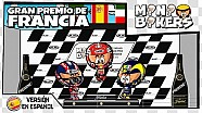 El GP de Francia de MotoGP 2018 según MiniBikers