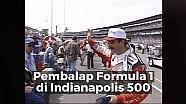 Pembalap Formula 1 di Indianapolis 500