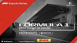 F1 eSports - Catalunya Highlights - Xbox