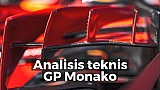 Analisis teknis | GP Monako 2018