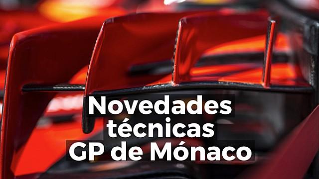 Fórmula 1 Motorsport Shorts: novedades tecnológicas del GP de Mónaco LAT