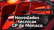 Motorsport Shorts: novedades tecnológicas del GP de Mónaco LAT
