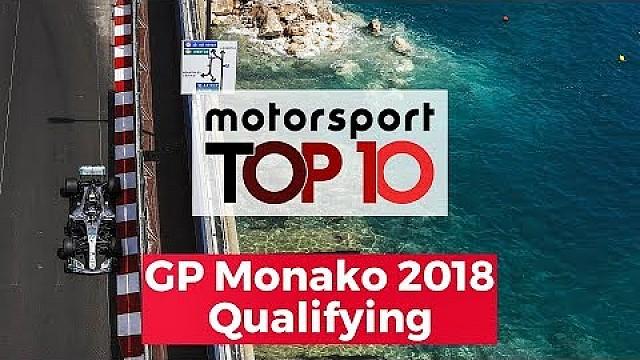 Formula 1 Highlights kualifikasi GP Monako 2018