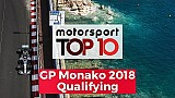 Top 10 Highlights Qualifying | GP Monako 2018
