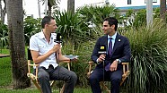 Miami's Mayor Suarez on 2019 Grand Prix plans