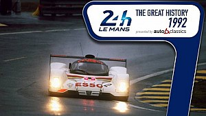 24 Hours of Le Mans - 1992