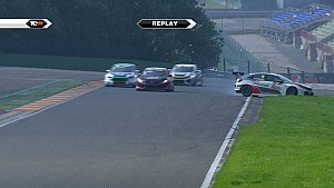 TCR Europe Highlights - Spa Race 1