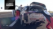 Rallye de Sardaigne - Spéciales 17-18