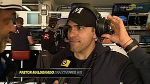 Interview Pastor Maldonado