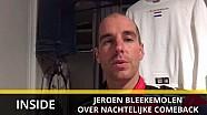 Jeroen Bleekemolen over de nacht op Le Mans