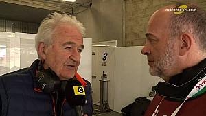 24 Heures du Mans 2018 - Interview Hugues de Chaunac 4