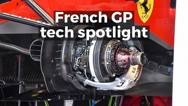 Formula 1 French GP tech spotlight