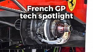 French GP tech spotlight