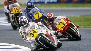1988 Dutch TT, Interview with Kevin Schwantz
