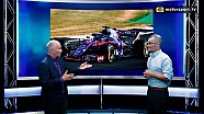 Toro Rosso's aero innovation… and emulation